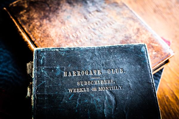 Harrogate Club Subscribers