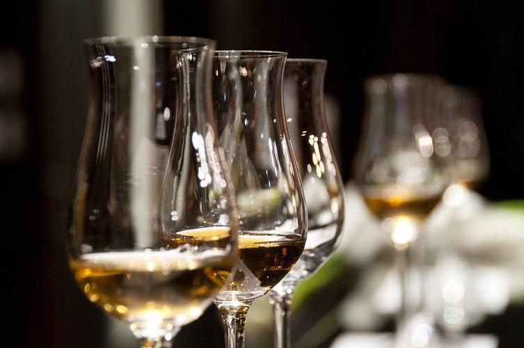 Wine Glasses Unsplash
